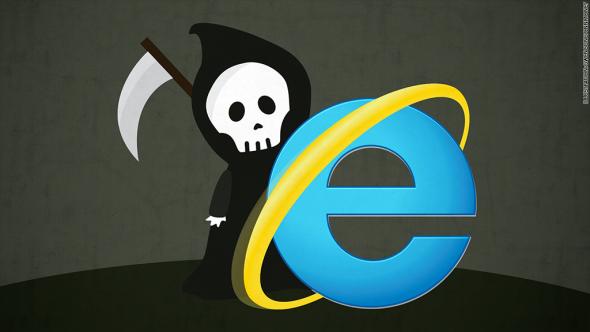 רשמית: מיקרוסופט כבר לא תומכת עוד בגרסאות הישנות של אינטרנט אקספלורר