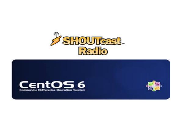 התקנת שרת רדיו shoutcast על מערכת הפעלה Centos 6