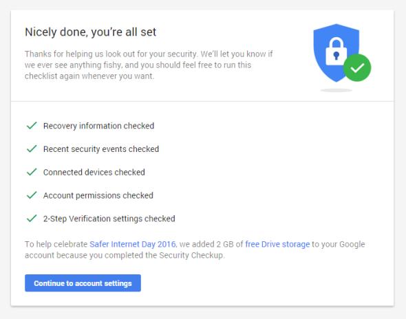 רוצים תוספת של 2GB לחשבון ה-Google Drive שלכם?