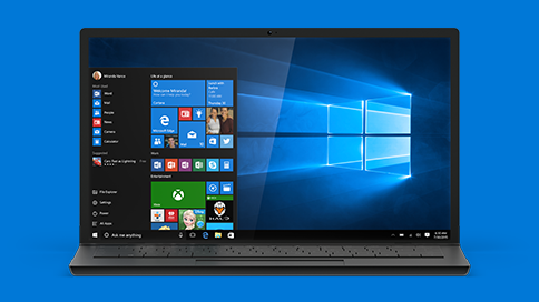 ירידה בנתח השוק ל-Windows 10