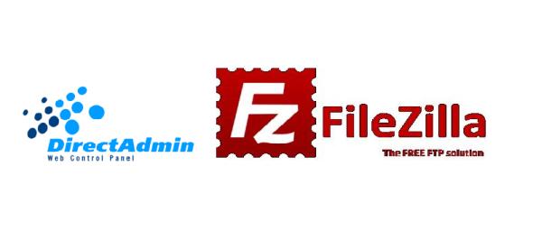 מדריך העלאת קבצים לשרת FTP בפאנל DirectAdmin דרך תוכנת FileZilla