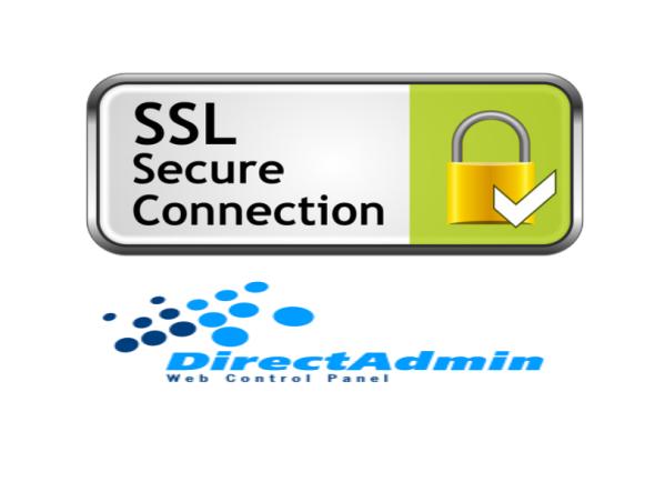 התקנת תעודת SSL לדומיין בפנאל ניהול DirectAdmin