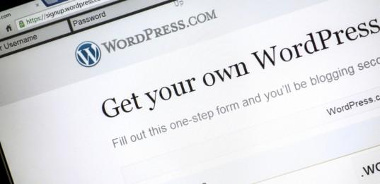בניית ותחזוקת אתרי WordPress